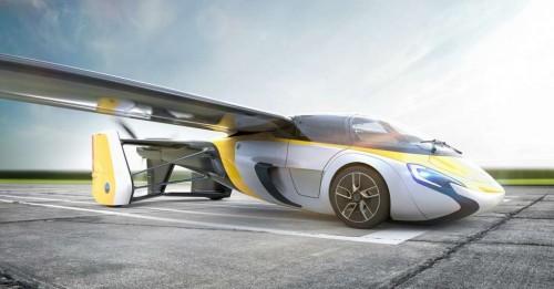 AeroMobil: el auto que vuela