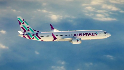 Air Italy recibe reservas de no binarios