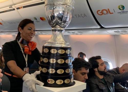 La Copa América vuela con Gol