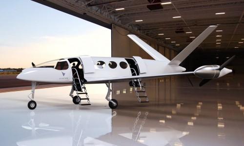 Pondrán en circulación aviones eléctricos