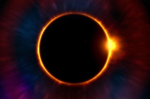Llega el eclipse: ¡cuidate los ojos!