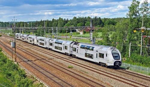 En Suecia: más trenes y menos aviones