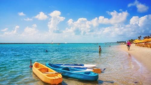 Porto de Galinhas: del esclavagismo al turismo