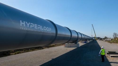 Hyperloop: con pasajeros en 2020
