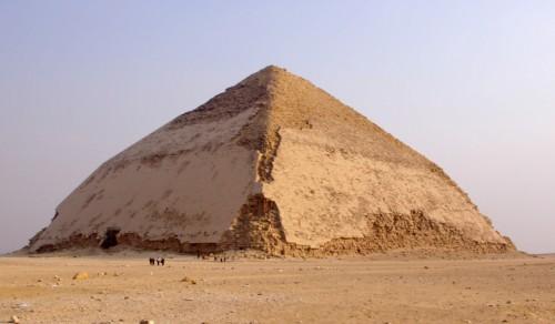 Dos pirámides se visitan nuevamente por primera vez desde 1965