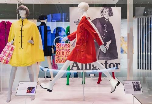 La minifalda entró a un museo de Londres