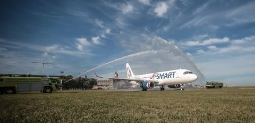 JetSmart suma nuevas rutas en la Argentina