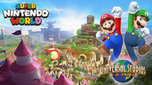 Habrá un Nintendo World en 2020 en Universal Osaka