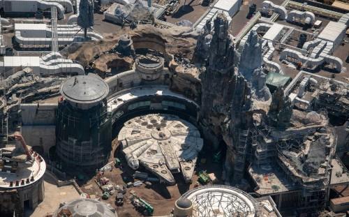 Galaxy's Edge: Star Wars llega a Walt Disney World de Orlando