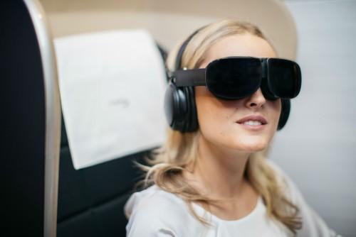 Cine 3D a bordo de los aviones de British Airways