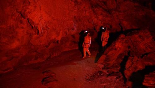 Un viaja a Marte, pero en España