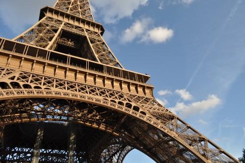 La mejor carta de París, en la Torre Eiffel