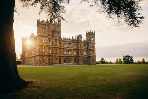 ¿Quién dormirá en el castillo de Downton Abbey?