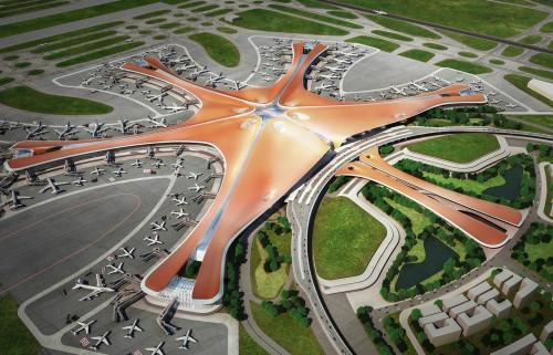 Inauguran hoy el mayor aeropuerto del mundo