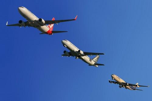 Hacen falta 2.000 aviones nuevos por año