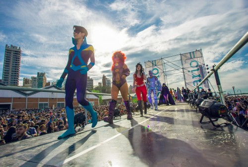 Cómo es la décima convención de historietas de Rosario