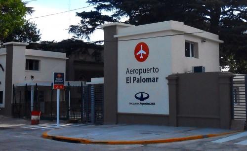 El aeropuerto porteño de El Palomar cierra unos días por reformas