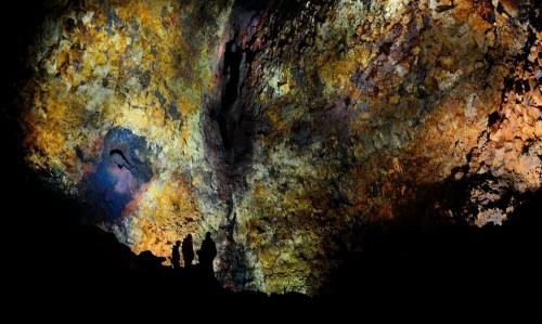 Un viaje al centro de la Tierra, como en la novela de Verne