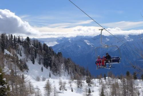 En italia: el primer centro de nieve sin plásticos
