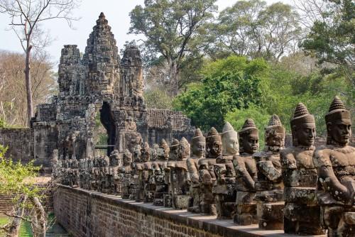 Prohiben los paseos con elefantes en Angkor