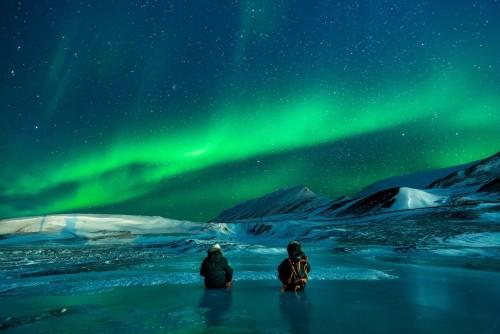 Empezó la temporada de auroras boreales