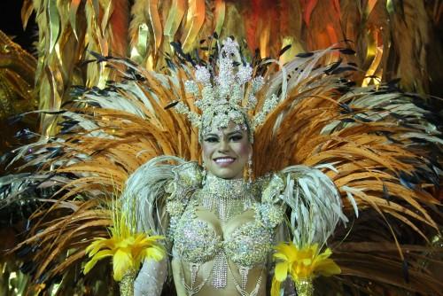 El carnaval 2020 en Río de Janeiro