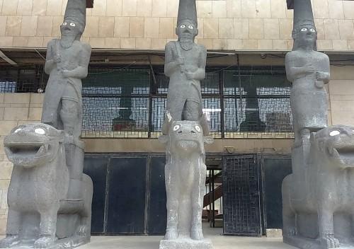 Reabren el Museo Nacional de Aleppo, en Siria