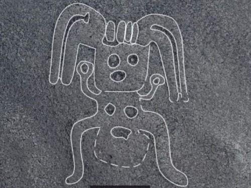 Descubrieron nuevas líneas en Nazca