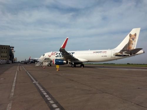 JetSmart suma un cuarto avión en la Argentina