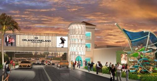 Renovarán los Orlando Vineland Premium Outlets