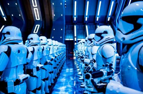Una nueva atracción de Star Wars en los parques Disney