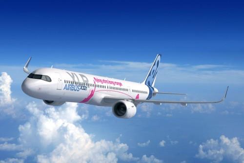 Sky recibirá 10 Airbus A321XLR