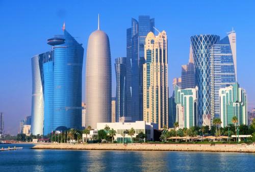 Utilizarán cruceros como hoteles para el Mundial de Qatar 2022
