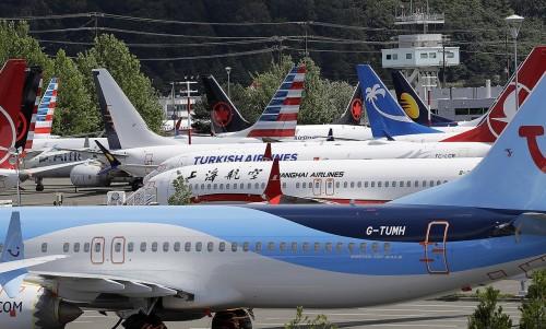 Boeing suspende la construcción del 737 MAX