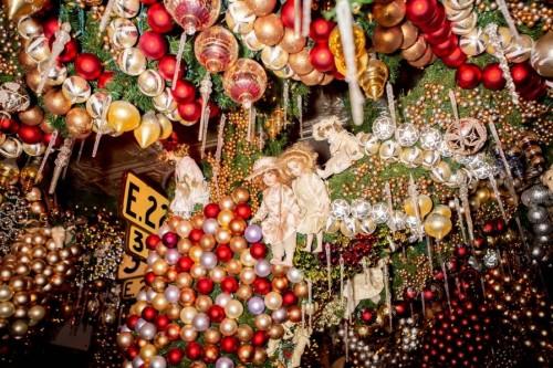 Rolf's, el restaurante neoyorquino que celebra la Navidad