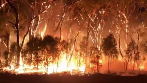 Australia victima del recalentamiento global