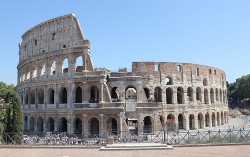 Un nuevo sistema de entrada al Coliseo