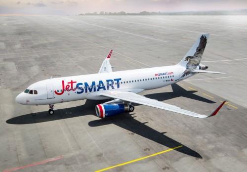 JetSmart cumplió un año en la Argentina