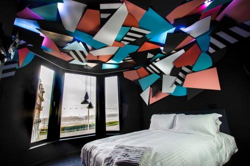 Un hotel de Inglaterra organiza una estadía de pesadilla