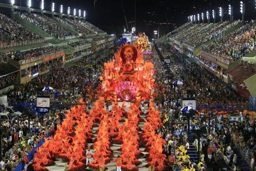 Este año el carnaval durará 50 días en Río