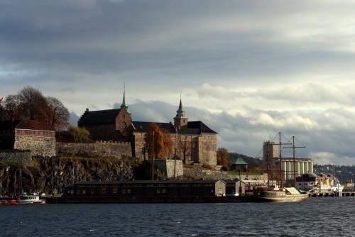Akershus: la fortaleza de Frozen