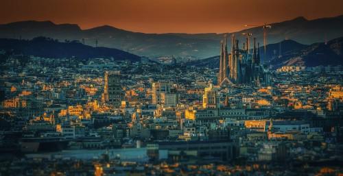 Barcelona se declaró en emergencia climática