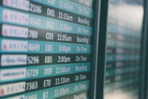 Aeropuertos del mundo en alerta por el virus chino