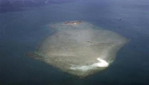 Indonesia pierde islas por la suba de las aguas del mar