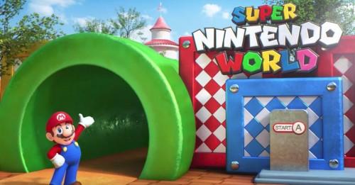 Falta poco para la apertura del Nintendo Land en Universal Japón