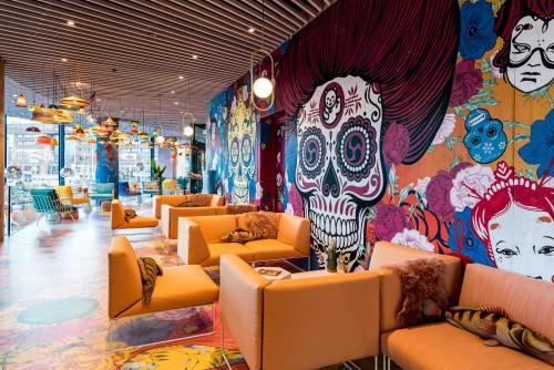 Así es el nuevo hotel nhow Amsterdam RAI