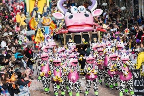 Rabadan: el carnaval de los Alpes