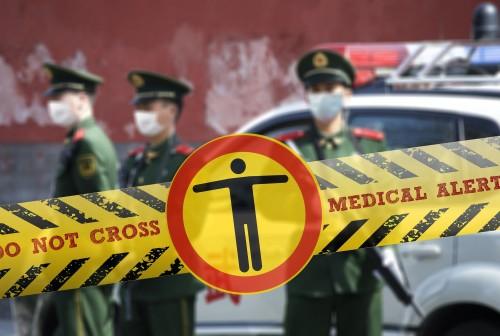 El turismo se derrumba en China por el coronavirus