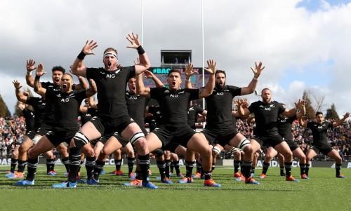 Podrás convertirte en un All Black en Nueva Zelanda
