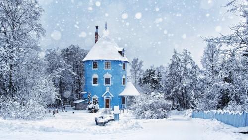 Recalentamiento: desapareció el invierno en Finlandia